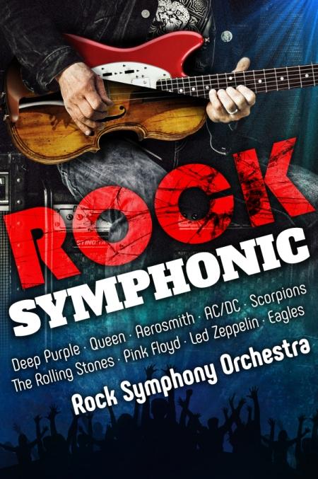"""La música clásica y el rock se vuelven a unir en """"Rock Symphony"""""""