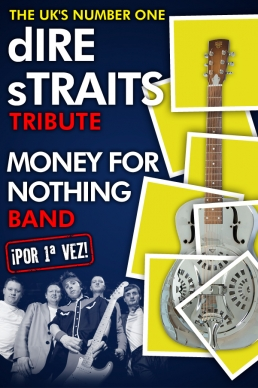 DIRE STRAITS TRIBUTE - Money Fot Nothing