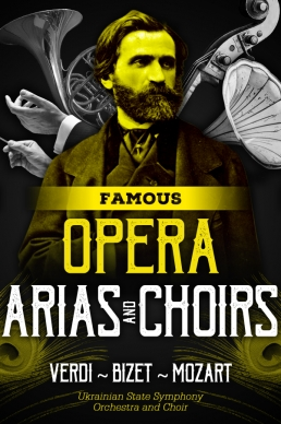 Famous Opera Arias and Choirs